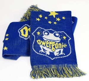 Dwergonische Sjaal