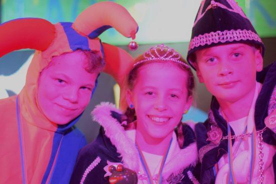 Luuk,Friese en Joris.