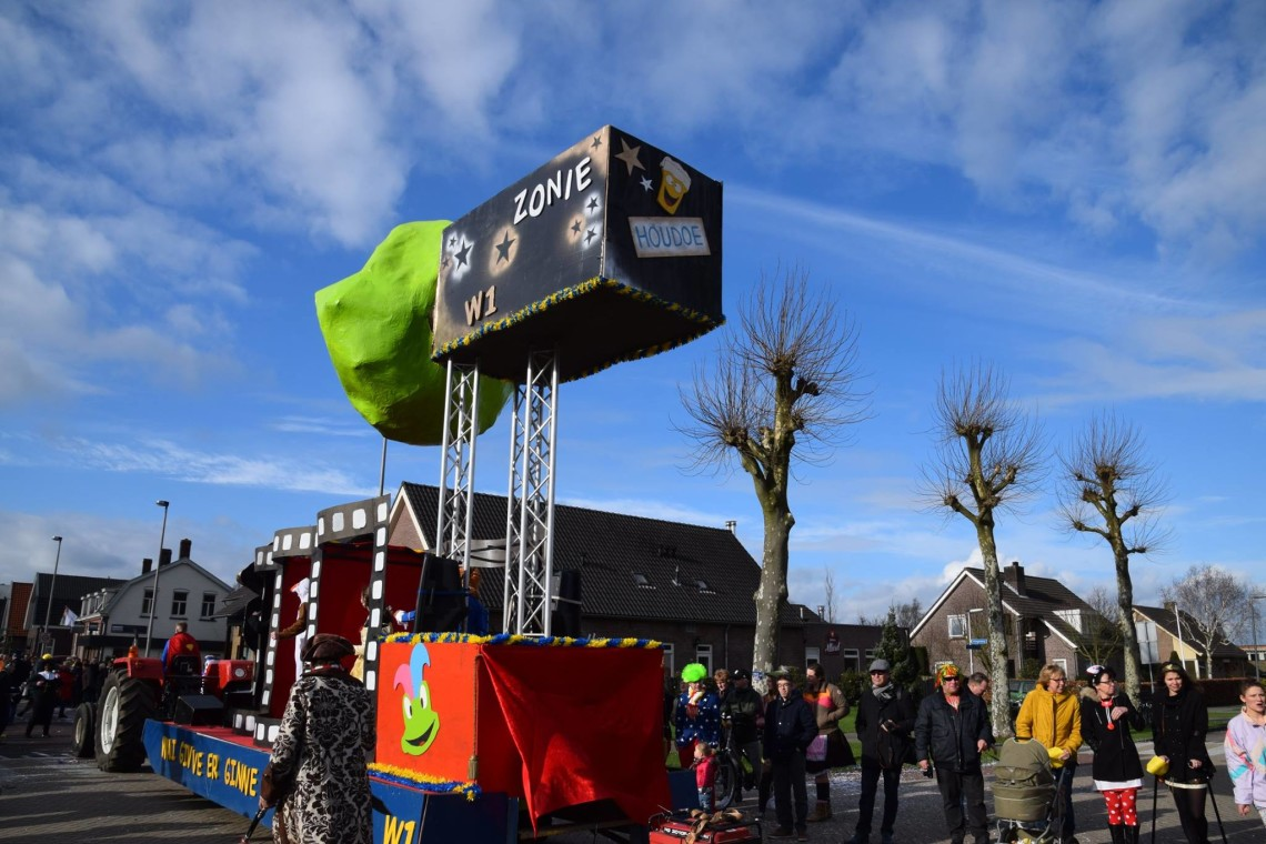 Grote Optocht 2016